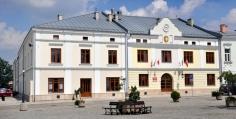 Budynek rekoratu PWSZ im. Stanisława Pigonia w Krośnie
