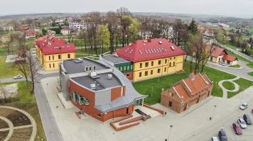 Kampus politechniczny PWSZ im. Stanisława Pigonia w Krośnie